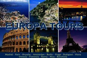 CIRCUITOS A EUROPA